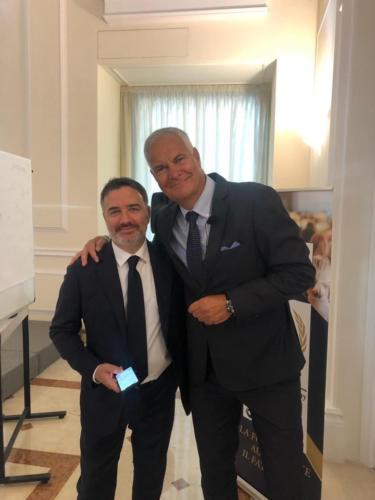 Pierino D'Adda e Rosario Russo